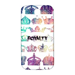 Royalty Samsung Galaxy S4 I9500/i9505  Hardshell Back Case by TheTalkingDead