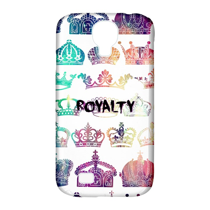 royalty Samsung Galaxy S4 Classic Hardshell Case (PC+Silicone)