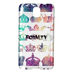 Royalty Samsung Galaxy Note 3 N9005 Hardshell Case by TheTalkingDead