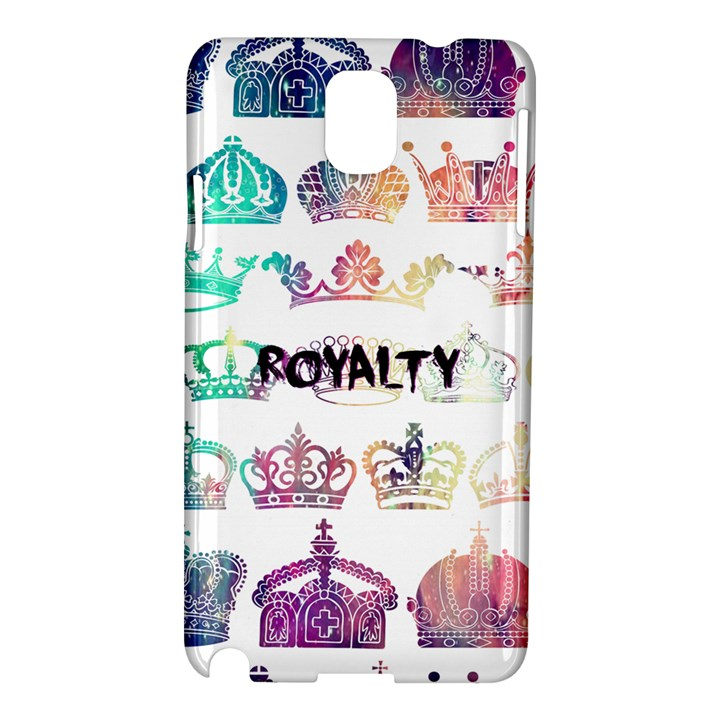 royalty Samsung Galaxy Note 3 N9005 Hardshell Case