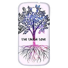 Tree Of Live Laugh Love  Samsung Galaxy S3 S Iii Classic Hardshell Back Case