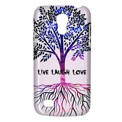 Tree Of Live Laugh Love  Samsung Galaxy S4 Mini Hardshell Case