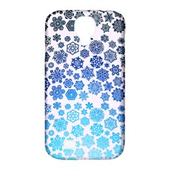 Let It Snow Samsung Galaxy S4 Classic Hardshell Case (pc+silicone)