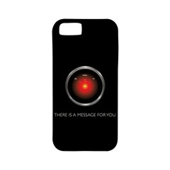 There Is A Message For You  Apple Iphone 5 Classic Hardshell Case (pc+silicone)