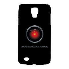 There Is A Message For You  Samsung Galaxy S4 Active (i9295) Hardshell Case