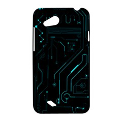 Circuit Board HTC T328D (Desire VC) Hardshell Case by TheTalkingDead