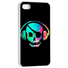 Pirate Music Apple Iphone 4/4s Seamless Case (white) by TheTalkingDead