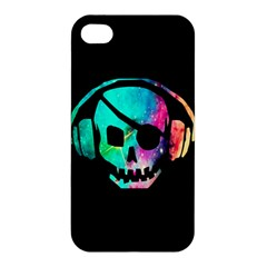 Pirate Music Apple Iphone 4/4s Premium Hardshell Case by TheTalkingDead