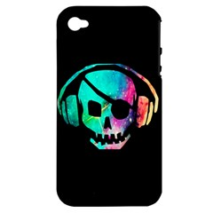 Pirate Music Apple Iphone 4/4s Hardshell Case (pc+silicone) by TheTalkingDead