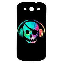Pirate Music Samsung Galaxy S3 S Iii Classic Hardshell Back Case by TheTalkingDead