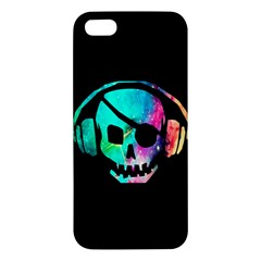 Pirate Music Iphone 5 Premium Hardshell Case by TheTalkingDead