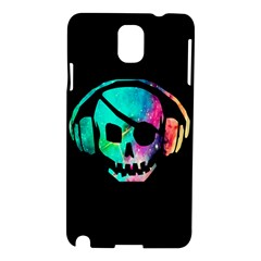 Pirate Music Samsung Galaxy Note 3 N9005 Hardshell Case by TheTalkingDead
