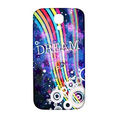 Dream In Colors Samsung Galaxy S4 I9500/i9505  Hardshell Back Case