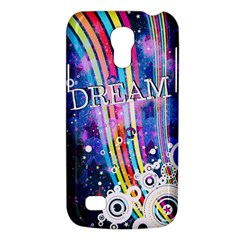 Dream In Colors Samsung Galaxy S4 Mini Hardshell Case
