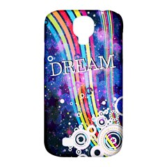 Dream In Colors Samsung Galaxy S4 Classic Hardshell Case (pc+silicone)