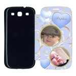 Boy Samsung Galaxy S3 Flip Cover Case