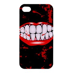 The Phone With Bite Apple Iphone 4/4s Hardshell Case