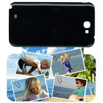 Travel Samsung Galaxy Note 2 Flip cover Case