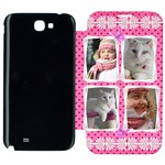 Princess Samsung Galaxy Note 2 Flip cover Case