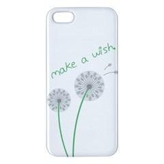 Make A Wish Iphone 5s Premium Hardshell Case