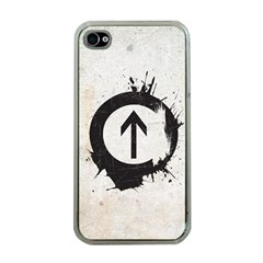 Above The Influence Apple Iphone 4 Case (clear) by Contest1775858