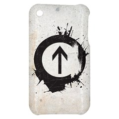Above the Influence Apple iPhone 3G/3GS Hardshell Case by Contest1775858