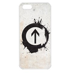Above The Influence Apple Iphone 5 Seamless Case (white) by Contest1775858