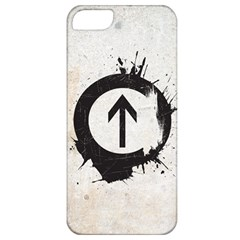 Above The Influence Apple Iphone 5 Classic Hardshell Case by Contest1775858