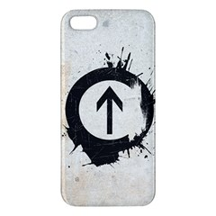 Above The Influence Iphone 5 Premium Hardshell Case