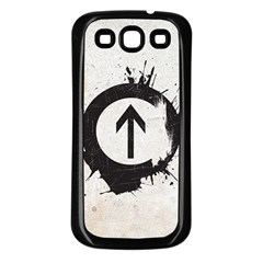 Above the Influence Samsung Galaxy S3 Back Case (Black) by Contest1775858