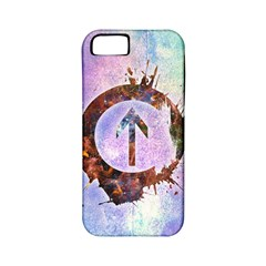 Above The Influence 2 Apple Iphone 5 Classic Hardshell Case (pc+silicone)