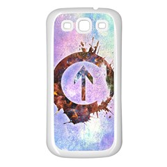 Above The Influence 2 Samsung Galaxy S3 Back Case (white)