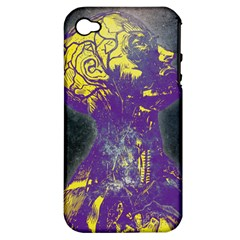 Anatomy Apple Iphone 4/4s Hardshell Case (pc+silicone)