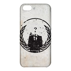 Anon Apple Iphone 5c Hardshell Case by Contest1775858
