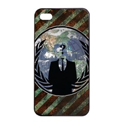 World Wide Anonymous Apple Iphone 4/4s Seamless Case (black)