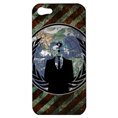 World Wide Anonymous Apple Iphone 5 Hardshell Case