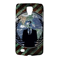 World Wide Anonymous Samsung Galaxy S4 Active (i9295) Hardshell Case