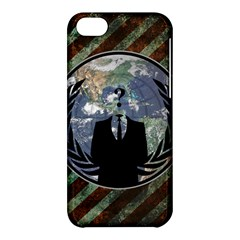 World Wide Anonymous Apple iPhone 5C Hardshell Case by Contest1775858