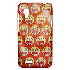 Epic Face HTC Desire VT T328T Hardshell Case by Contest1775858