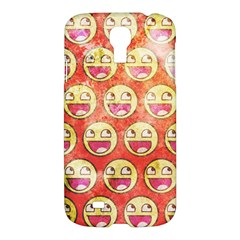 Epic Face Samsung Galaxy S4 I9500/i9505 Hardshell Case by Contest1775858