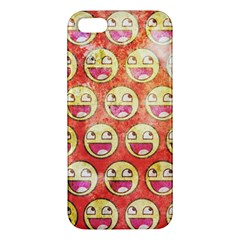 Epic Face Iphone 5s Premium Hardshell Case by Contest1775858