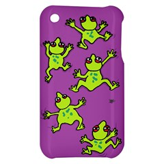 sticky things Apple iPhone 3G/3GS Hardshell Case by Contest1760572