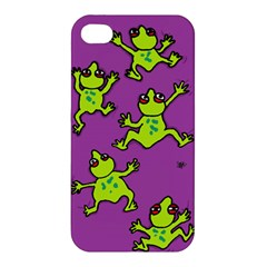 Sticky Things Apple Iphone 4/4s Hardshell Case by Contest1760572