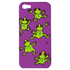 Sticky Things Apple Iphone 5 Hardshell Case by Contest1760572