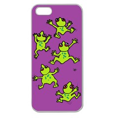 Sticky Things Apple Seamless Iphone 5 Case (clear) by Contest1760572