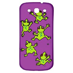 Sticky Things Samsung Galaxy S3 S Iii Classic Hardshell Back Case by Contest1760572