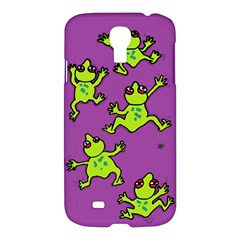Sticky Things Samsung Galaxy S4 I9500/i9505 Hardshell Case by Contest1760572