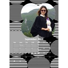 Calendar By C1   Desktop Calendar 6  X 8 5    Ltz759cgtm6d   Www Artscow Com Sep 2014