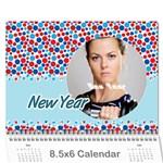 calendar - Wall Calendar 8.5  x 6