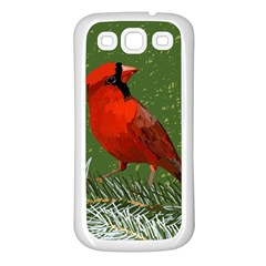 Cardinal Samsung Galaxy S3 Back Case (white)